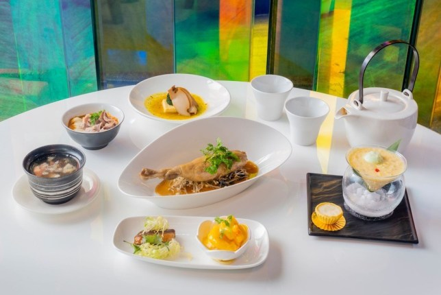 Singapore Fine Dining Delivery / Takeaway Food for Special Occasions