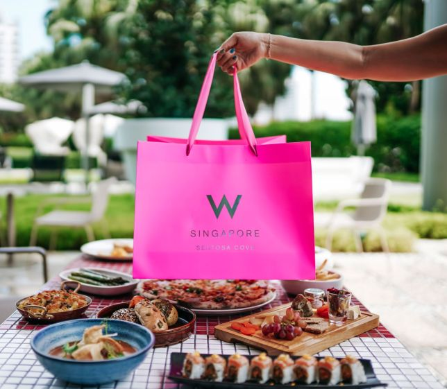Brunch Away at W Singapore