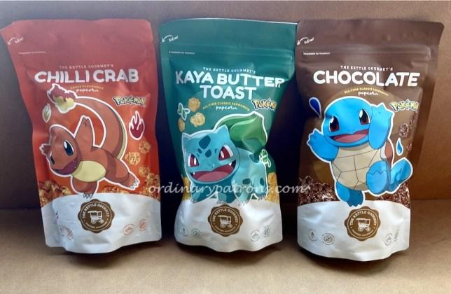 Pokémon Popcorn by Kettle Gourmet