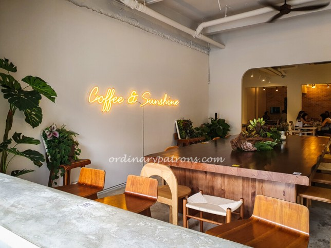Little Rogue Coffee - new cafe in Tanjong Katong