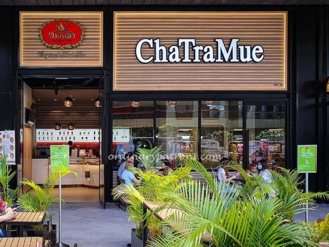 ChaTraMue Flagship Store in PLQ