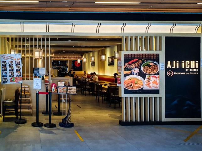 Aji Ichi Restaurant at SingPost Centre