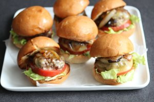 Classic Sliders by Sarah Lin