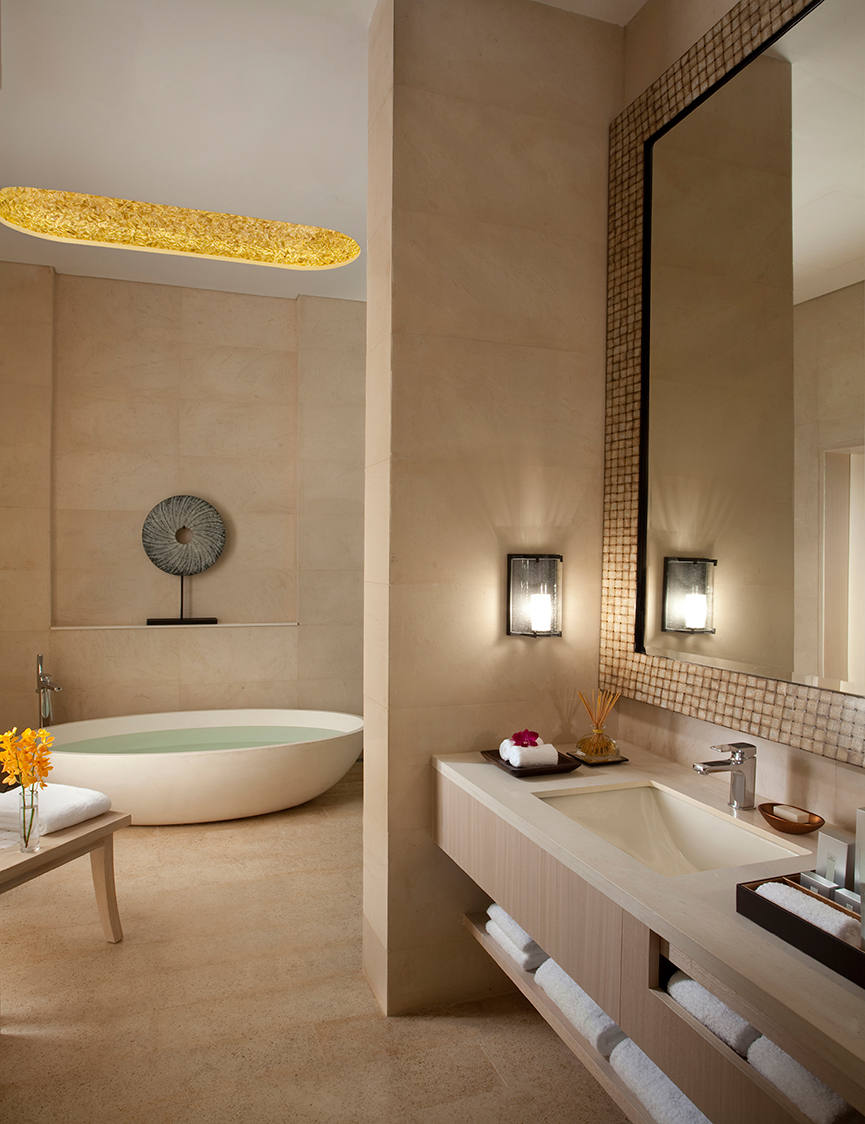 Beach Villas Bathroom