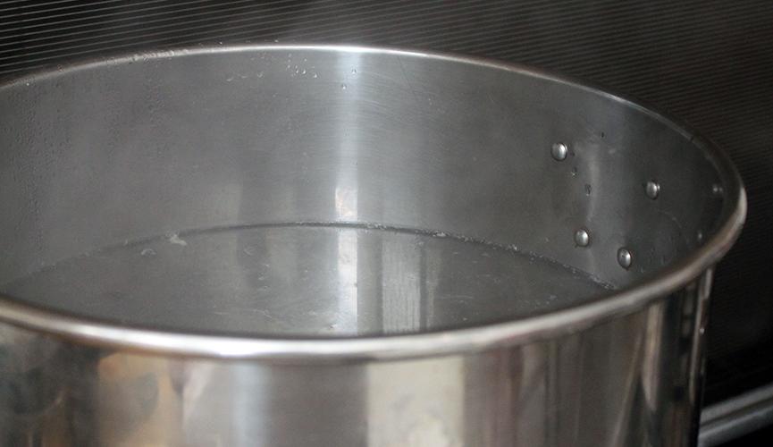 24 litre stock pot