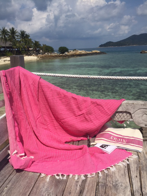 Bo-Ya Creation Fouta by the Beach