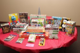 """""""I'm blessed for having OPI to give these gifts. This year wasn't a good year but I'm still blessed and able to give a gift."""" –Winifred Jones"""
