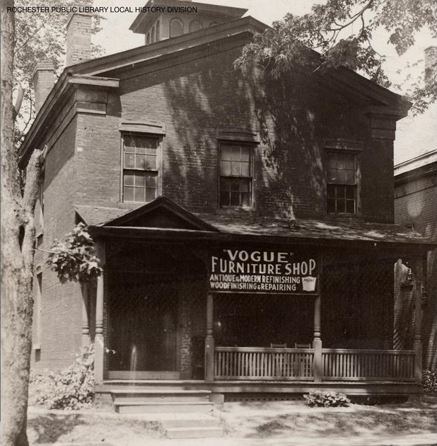 New Podcast Episode Frederick Douglass Rochester NY Sites