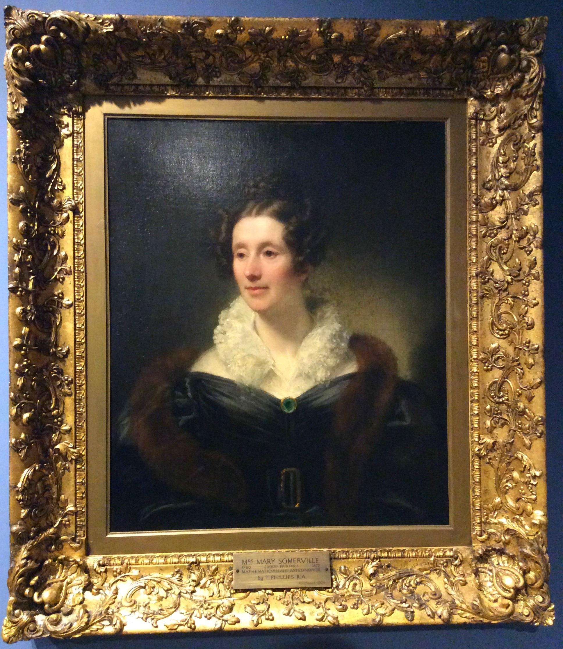 Happy Birthday Mary Fairfax Somerville  Ordinary Philosophy