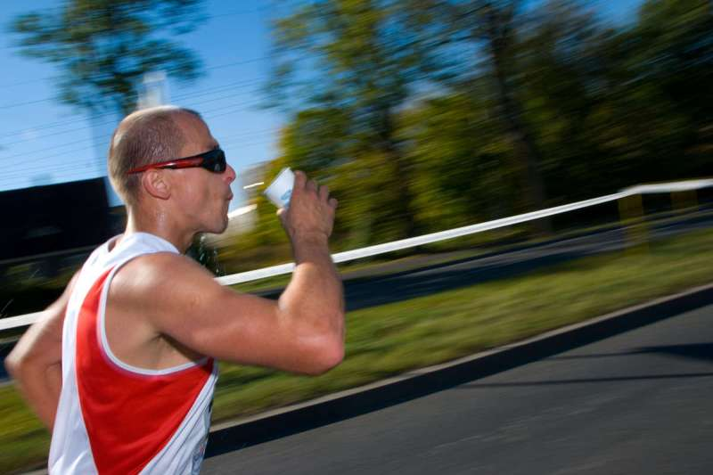 What To Eat And Drink For A Marathon