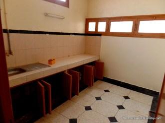Ou kitchen.