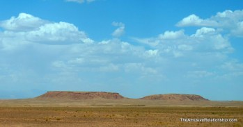 Plains and plateaus
