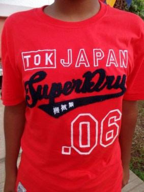 Staying 'SuperDry' in Japan? In .06? Sure.
