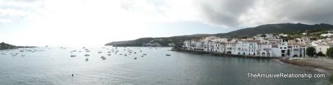 The beautiful bay