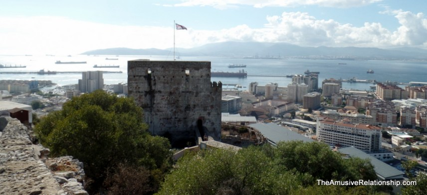 A Moorish Castle