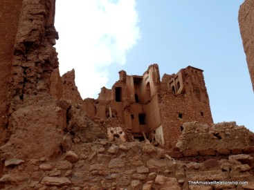 Crumbling structures