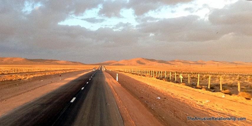 Open plains