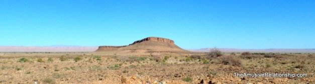 Desert geography