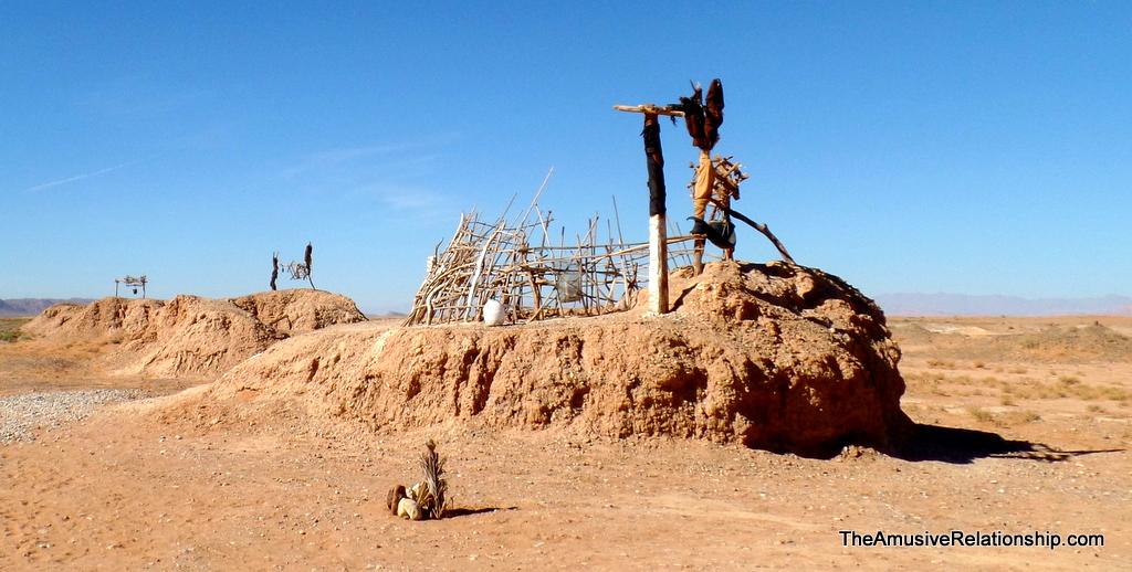 Desert Qanats