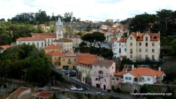 Downtown Sintra
