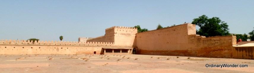 Ventilation shafts for the underground prison, Habs Kara,