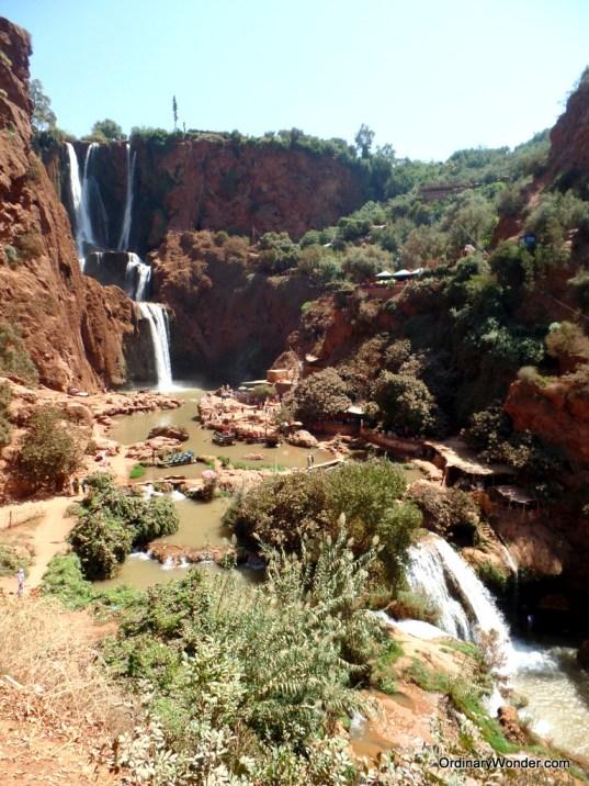 Ouzoud Falls