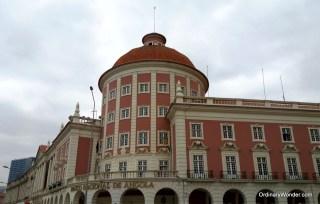 The National Bank of Angola