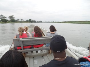 Our boat tour