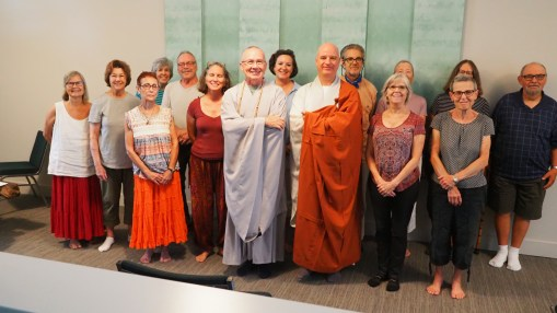 Dharma Teacher Ceremony