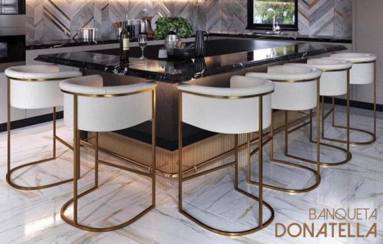 Banqueta Donatella