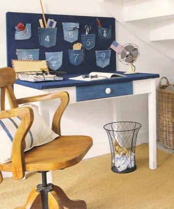 birou-de-lucru-tapitat-cu-bucati-de-blugi-vechi-cu-buzunare-pentru-depozitarea-uneltelor