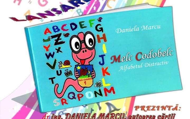 Dana Marcu, scriitoare de povești pentru copii