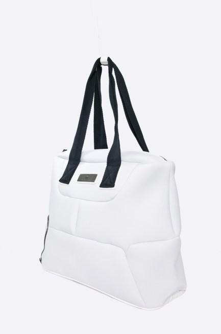 geantă albă
