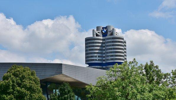 sediu BMW Munchen