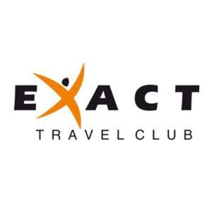 Logo exavt travel club