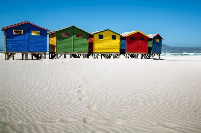 Muizenberg- Africa de Sud