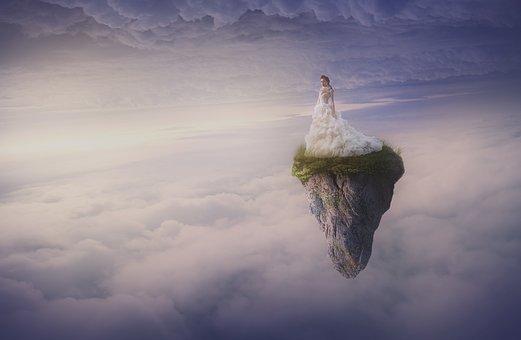 mireasa din nori