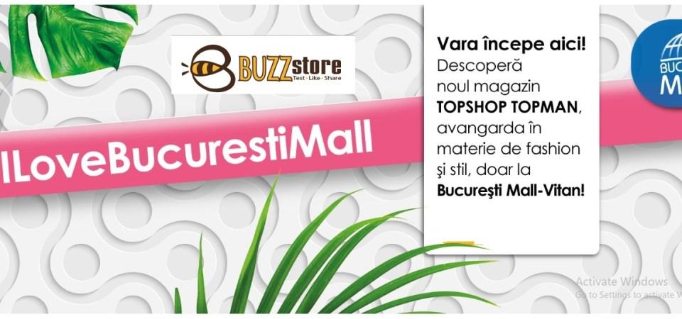 BuzzStore m-a scos la Mall Vitan