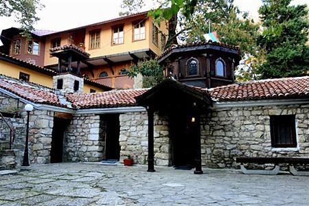 manastrire in bulgaria