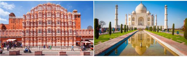 india, butan, nepal