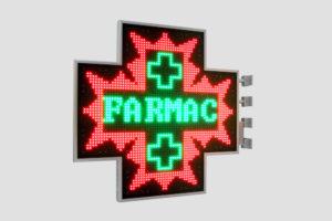 cruce de farmacie