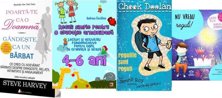carti cu reguli opentru copii si adulti