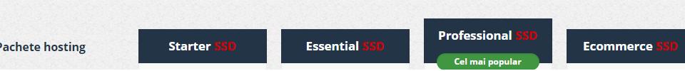În căutare de web hosting(printre altele)