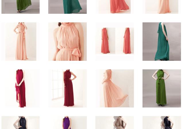 3 propuneri pentru rochii de vară