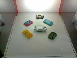 GameBoy Advanced et Game&Watch