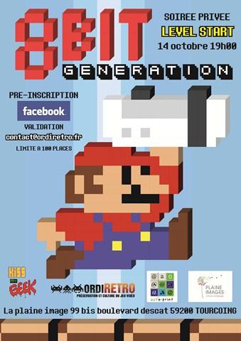 Génération 8 Bit par OrdiRétro