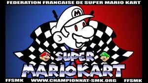 championnat Super Mario Kart