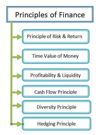 six principles of finance