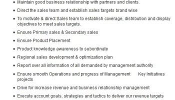 accounts manager job description