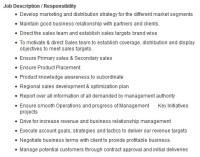 Accounts Manager Job Description - ORDNUR TEXTILE AND FINANCE